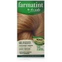 Farmatint 7d rubio dorado tinte para cabello 150 ml