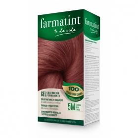 Farmatint 5m castaño clar caob