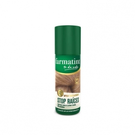Farmatint stop raíces spray 75 ml rubio claro