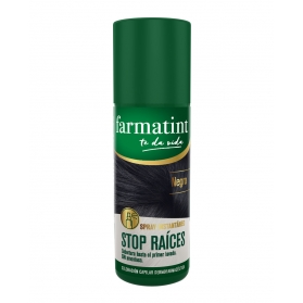 Farmatint stop raíces spray 75 ml negro