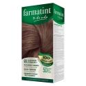 Farmatint 5d castaño claro dorado tinte para cabello 150 ml