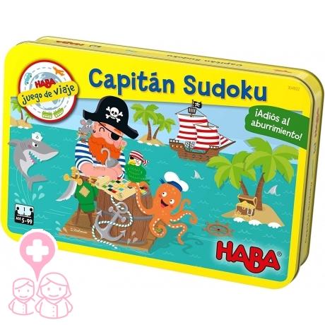 HABA Capitán Sudoku REF. 304922
