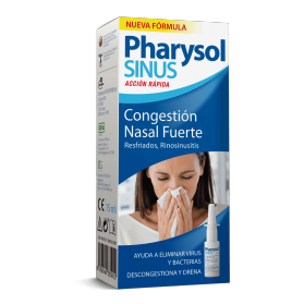 Pharysol Sinus acción rápida 15 ml