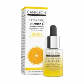 Camaleon ultra pure vitamina c 15 ml