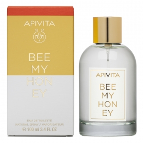 Apivita bee my honey eau de toilette 100 ml