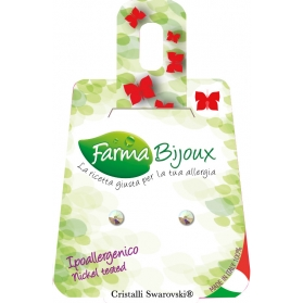 Farma Bijoux Pendientes Hipoalergénicos Xirius 4,11 mm be57c20