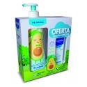 Mustela pack piel normal gel suave de baño 500 ml + hydra bebé crema facial 40 ml