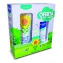 Mustela stelatopia pack gel de baño 200 ml + crema facial 40 ml