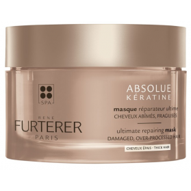 Rene Furterer Absolue Kératine mascarilla cabellos gruesos 200 ml