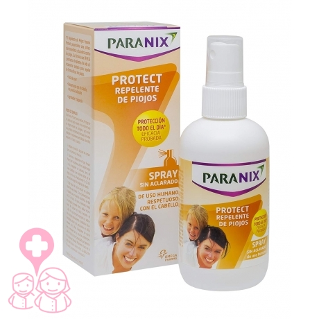 Paranix protect repelente de piojos 100 ml