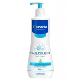 Mustela gel de baño suave 500 ml