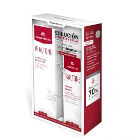 Iraltone pack ds champú 200 ml + ds crema normalizante anti-escamas 30 ml