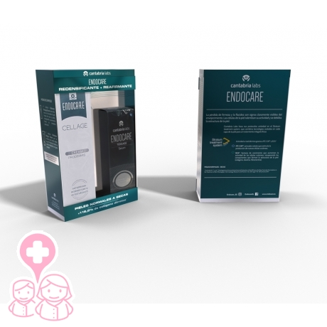 Endocare cofre cellage crema 50 ml + tensage sérum 30 ml