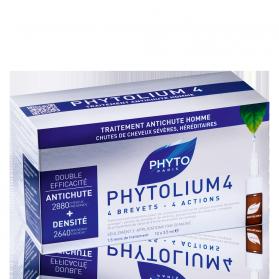 Phytolium 4 tratamiento anticaída Hombre 12 ampollas
