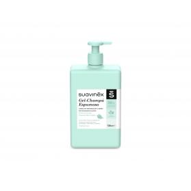 Suavinex gel-champú espumoso 750 ml