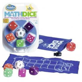 Think fun math dice junior