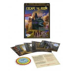 Think fun escape room misterio en la mansión