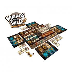 Vikings gone wild el juego de mesa