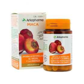 Arkopharma Maca estimulante 45 cápsulas