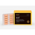 Goah clinic sol 60 cápsulas natural beauty
