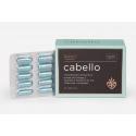 Goah clinic cabello 60 cápsulas anticaída natural beauty