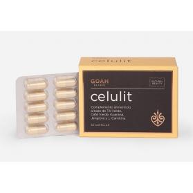 Goah clinic celulit 60 cápsulas natural beauty