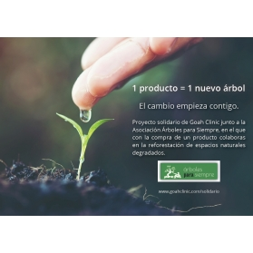 Goah clinic detox  60 cápsulas natural beauty