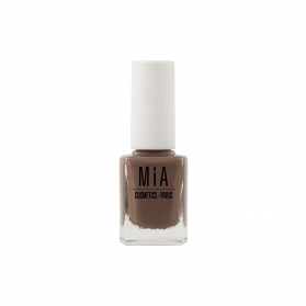 Mia cosmetics luxury nudes collection esmalte color cocoa 11 ml