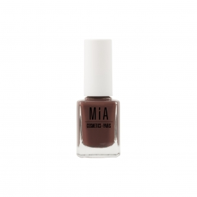 Mia cosmetics luxury nudes collection esmalte color mocha 11 ml
