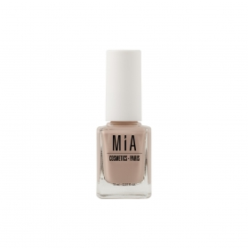 Mia cosmetics luxury nudes collection esmalte color ecru 11 ml