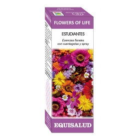 Equisalud Flowers of Life Estudiantes 15 ml