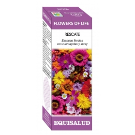 Equisalud Flowers of Life Rescate 15 ml