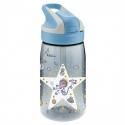 Laken junior summit botella tritán automática 0,45l modelo space oddity