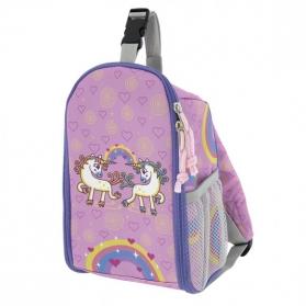 Laken junior mochila térmica 3h modelo unicornios