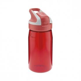 Laken summit botella tritán tapón automático 0,45l color rojo