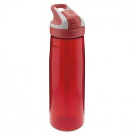Laken summit botella tritán tapón automático 0,75l color rojo