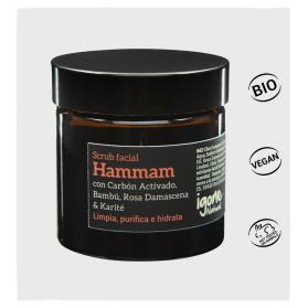 Igone natural scruf facial hammam bio 50 ml