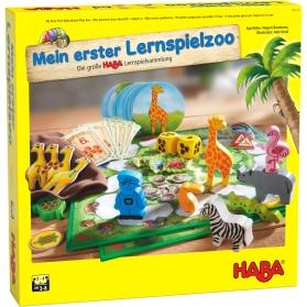 Haba Mi primer juego para aprender: El Zoo ref. 305176