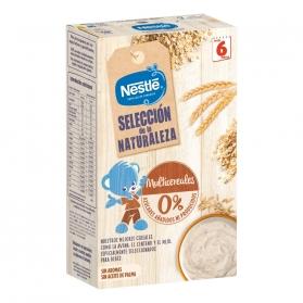 Nestlé cereales selección de la naturaleza multicereales 330 gr