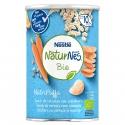 Naturnes bio nutripuffs cereales con zanahoria 35 g