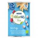 Naturnes bio nutripuffs cereales con frambuesa 35 g