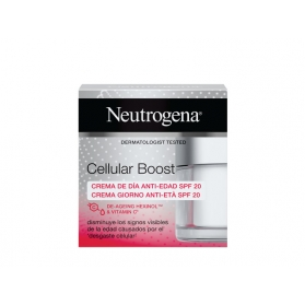 Neutrogena cellular boost crema de día rejuvenecedora spf20 50 ml