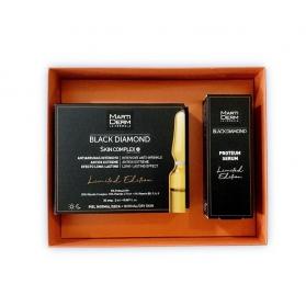 Martiderm COFRE Black Diamond Skin Complex 30 amp+Proteum Sérum 15 ml