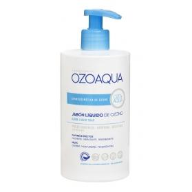 Ozoaqua jabón líquido de ozono para manos y cuerpo 500 ml