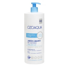 Ozoaqua jabón líquido de ozono para manos y cuerpo 1000 ml