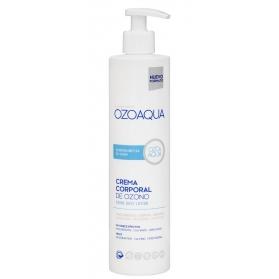 Ozoaqua crema corporal de ozono reparadora 500 ml