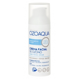 Ozoaqua crema facial de ozono 50 ml