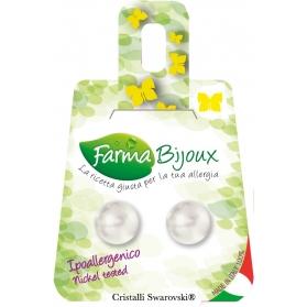Farma Bijoux Pendientes Hipoalergénicos Perla Grande be p10c50