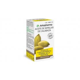 Arkopharma aceite de semillas de calabaza 50 arkocápsulas