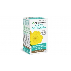 Arkopharma aceite de onagra 50 arkocápsulas